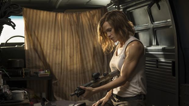Jennifer Garner, una máquina de matar en Matar o morir (Peppermint)