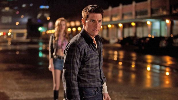 Tom Cruise, en «Jack Reacher»