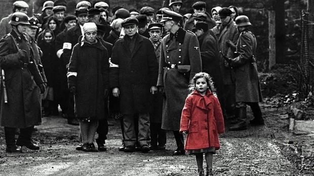 Icónica imagen de «La lista de Schindler»