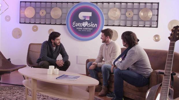 Morat prueba suerte también en Eurovisión, componiendo para Carlos Right «Se te nota»