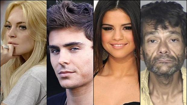 Lindsay Lohan, Zac Efron, Selena Gómez y Shaun Weiss, algunas de las estrellas de Disney que han sufrido graves problemas