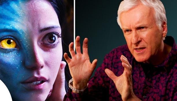 James Cameron y un montaje entre Alita: ángel de combate y Avatar