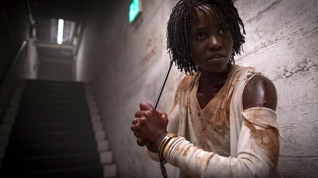 Lupita N'yongo en «Nosotros»