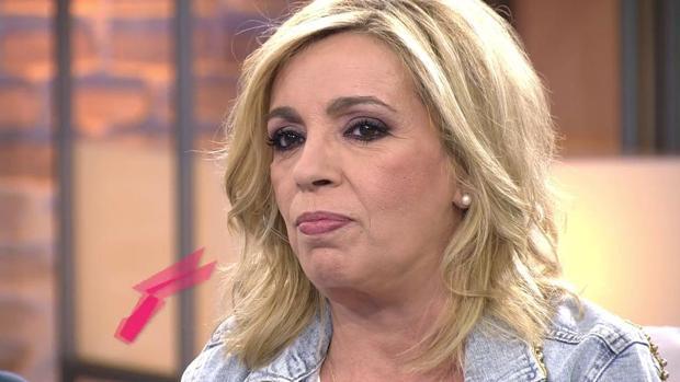 Carmen Borrego visitó «Viva la vida»