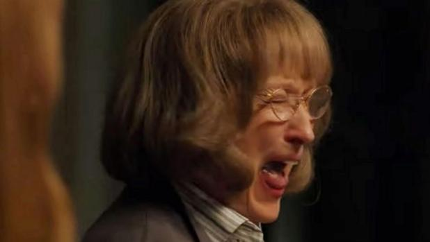 El grito de Meryl Streep en «Big Little Lies»