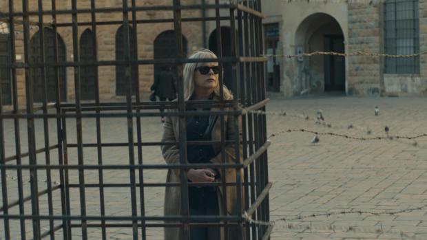 Escena de «Un atardecer en la Toscana»