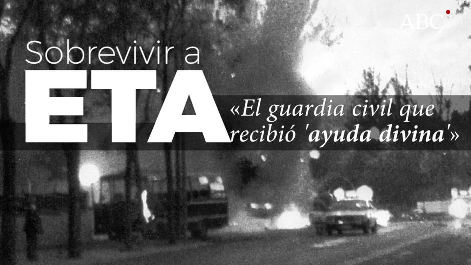 El guardia civil que sobrevivió a ETA gracias a una «ayuda divina»