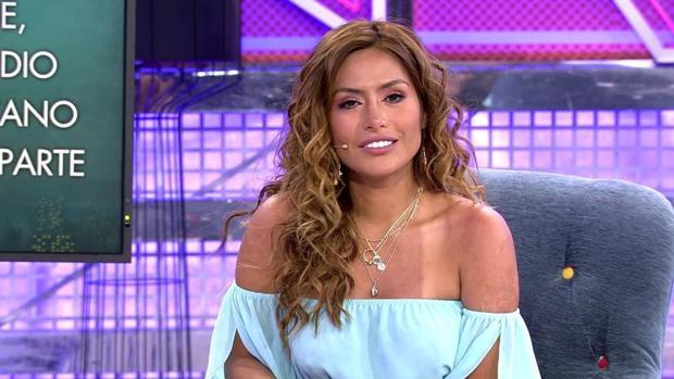 Miriam Saavedra, última protagonista del «polideluxe»