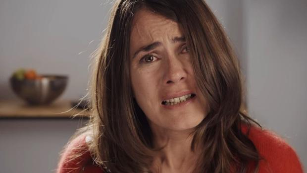 Anna Allen, durante el último capítulo de Paquita Salas
