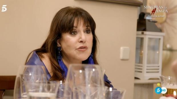 Loles León, en «Ven a cenar conmigo: Gourmet edition»