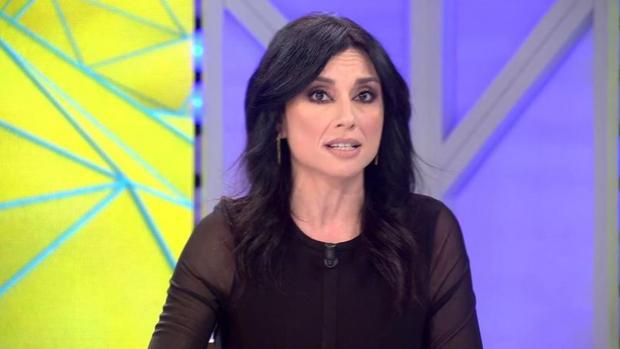 Marta Flich, colaboradora de «Todo es mentira»