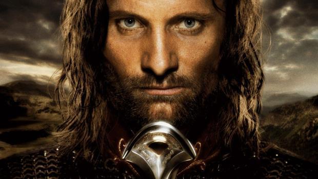 Aragorn, interpretado por Viggo Mortensen, es uno de los personajes más emblemáticos de la adaptación cinematográfica de «El señor de los anillos»
