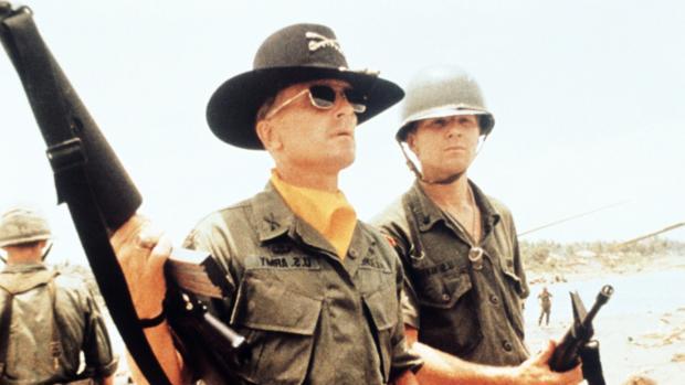 El rodaje de Apocalypse Now fue una verdadera pesadilla para Coppola por culpa de los actores
