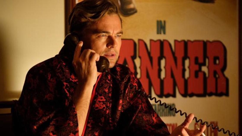Érase una vez en Hollywood: Leonardo DiCaprio: «Brad y yo somos dos actores  con suerte»
