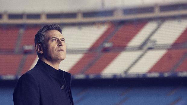 Roberto Enríquez, protagonista de la serie futbolera «Todo por el juego»