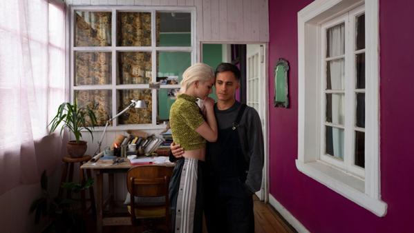 Gael García Bernal y Mariana Di Girolamo en «Ema» (2019)
