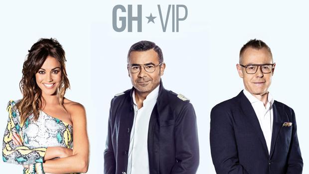 Posado oficial de los presentadores de «GH VIP»