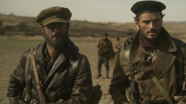 Fotograma de la película «Sordo»