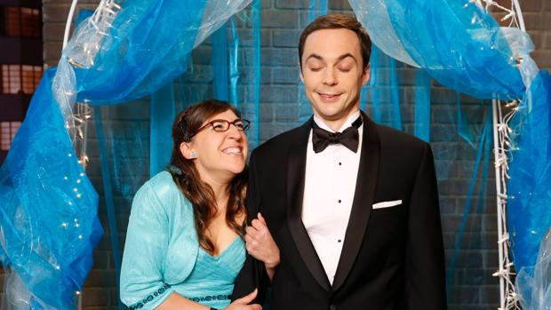 Bialik y Parsons compartieron más que diálogos en la ficción «The Big Bang Theory»