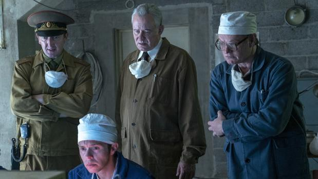 «Chernobyl» podría ser al ficción revelación de los Emmy 2019