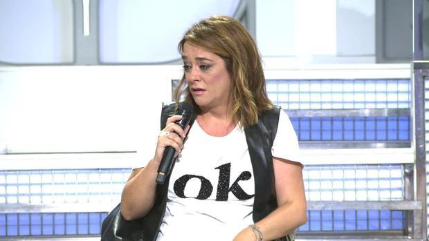 Toñi Moreno, en «MYHYV»