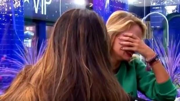 Alba Carrillo revela en GH VIP 7 que tiene piojos