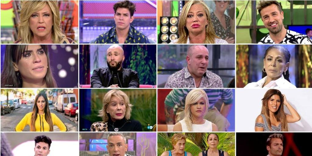 Nacer, crecer o morir en Telecinco: diccionario de la farándula televisiva, de la A a la Z