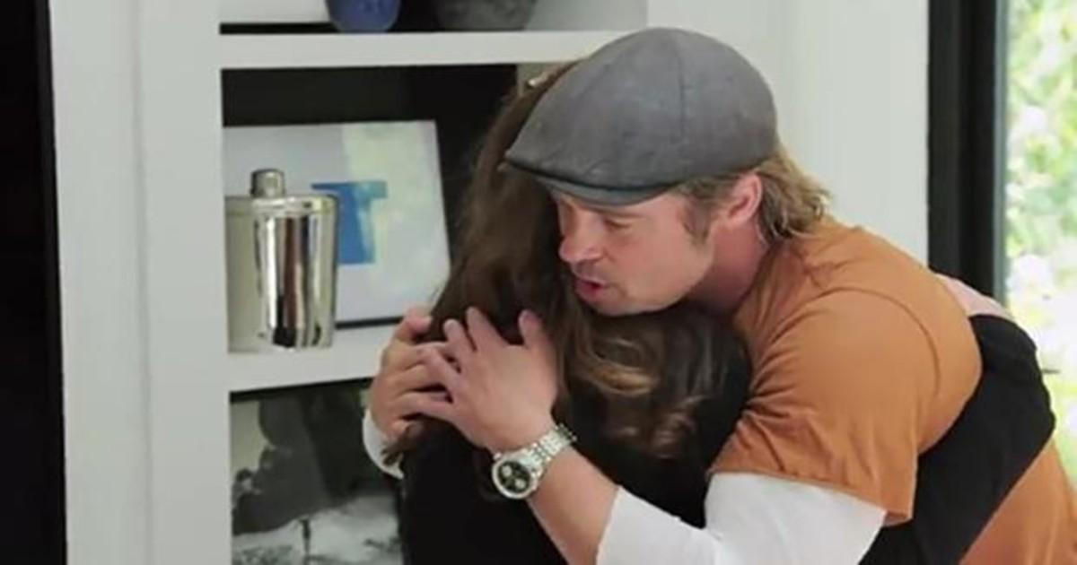 La Casa De Mis Sueños Brad Pitt Se Convierte En El Tercer Gemelo Scott