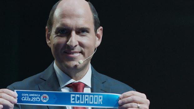 El presidente», la serie que tira de sarcasmo para denunciar la corrupción de la FIFA