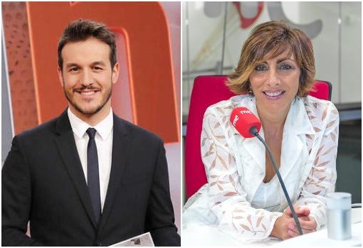 Diego Losada seguirá presentando «La mañana» de La 1 hasta agosto, cuando le sustituya la presentadora de Radio Nacional Mamen Asencio