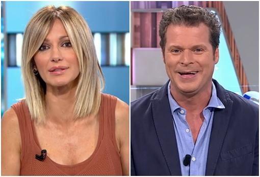 Susanna Griso se marcha y Jota Abril se queda en «Espejo público» este verano