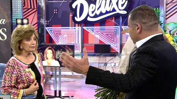 María Teresa Campos protagoniza este bochornoso video junto Jorge Javier Vázquez 6
