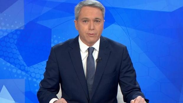 """Vicente Vallés se aleja de la pluralidad periodística: """"El modelo de república que se nos ofrece es más bolivariano que francés"""""""