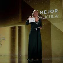 'The girls' won the Goya for best film