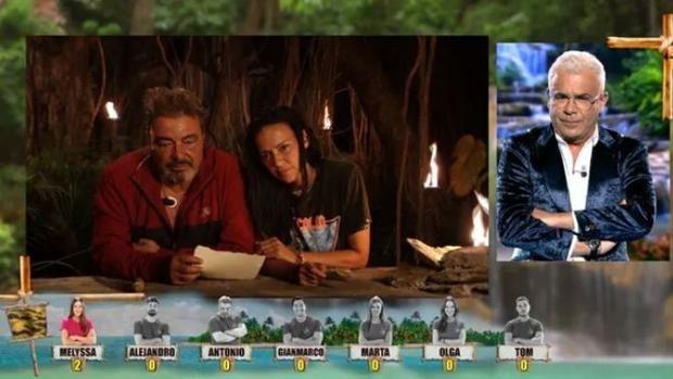 Golpe para Rocío Carrasco en 'Supervivientes' tras la defensa de Antonio Canales a Antonio David Flores