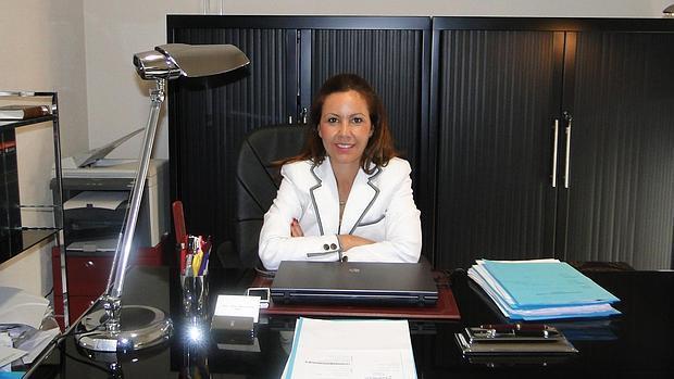 La letrada de los demandantes, Sonia María García Cairón