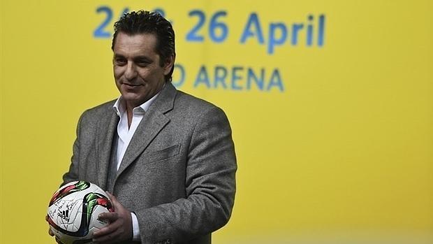 Paulo Futre, en una imagen de 2015