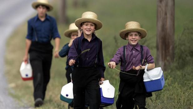 Los niños Amish tienen menos asma