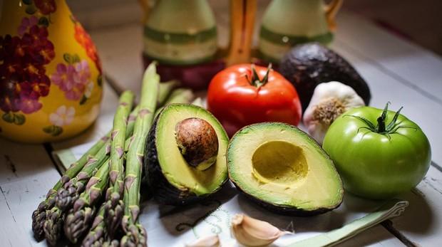 Sanguíneo flujo dieta de basada en plantas