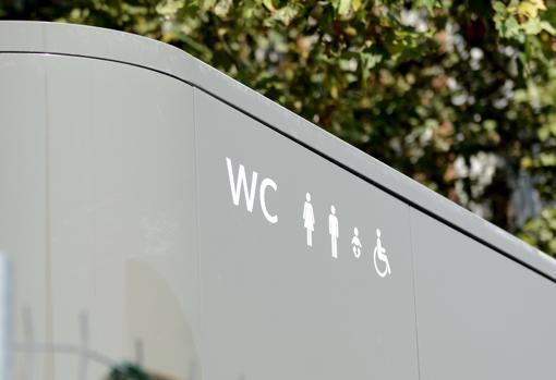 Urinarios públicos de Madrid