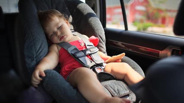 La mayoría de las muertes infantiles en accidentes de tráfico están causadas por no usar de forma correcta el sistema de retención infantil