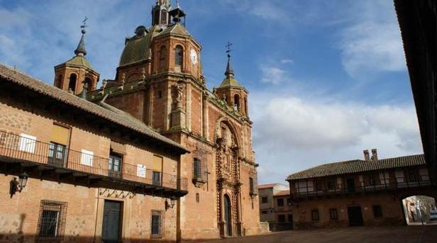 Iglesia de San Carlos del Valle, en Ciudad Real