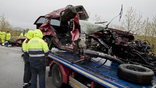 Un aumento del 10% de efectivos en las carreteras contendría un 5,3% las víctimas de accidentes de tráfico