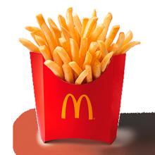 Un ingrediente de las patatas fritas del McDonald's puede