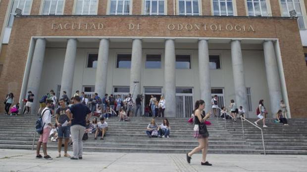 La Universidad Complutense destaca entre los 50 primeros puestosen Odontología