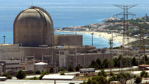 Central nuclear de Vandellós en Tarragona