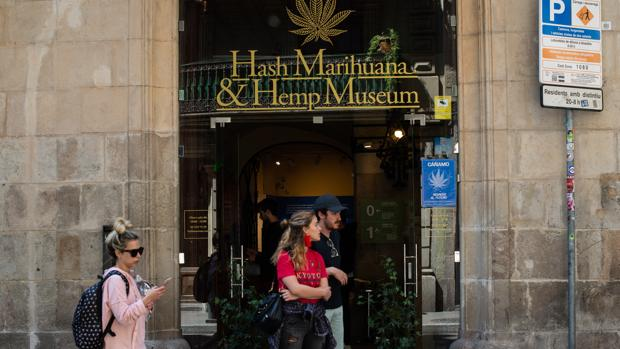Museo de la marihuana en Barcelona