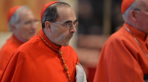 Imagen del arzobispo de Lyon, el cardenal Philippe Barbarin