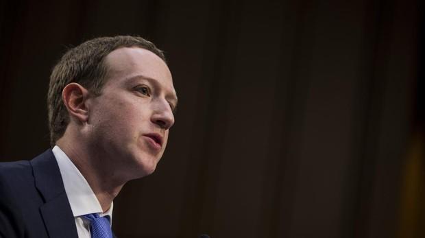 El cofundador de Facebook, Mark Zuckerberg