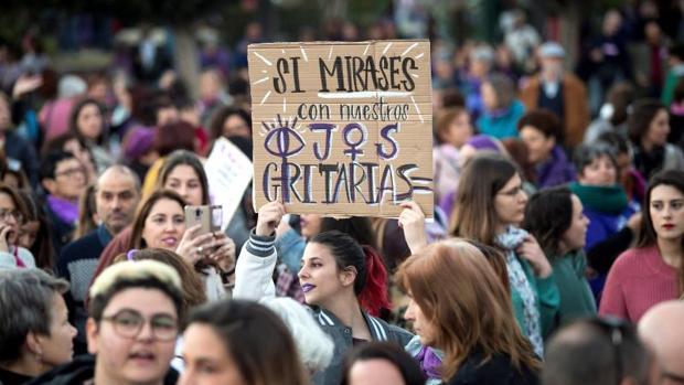 Las Frases De La Manifestación Feminista